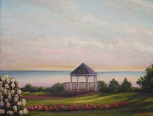 """Another View of the Gazebo at Water's Edge Resort and Spa"""