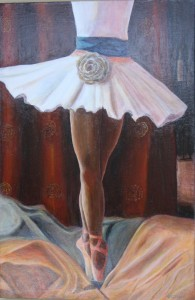 """""""The Ballerina"""""""