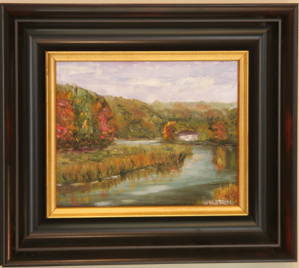 """""""Duck River, Old Lyme"""""""
