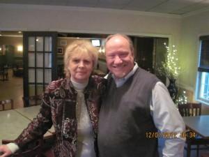 Us-Dan and Nancy