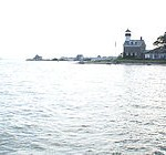 Morgan Point Lighthouse, Noank, Connecticut