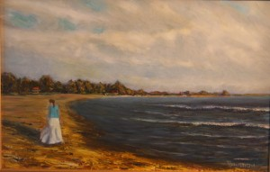 """""""Summer Stroll by the Sea"""""""