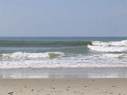 Surf at Horseneck Beach