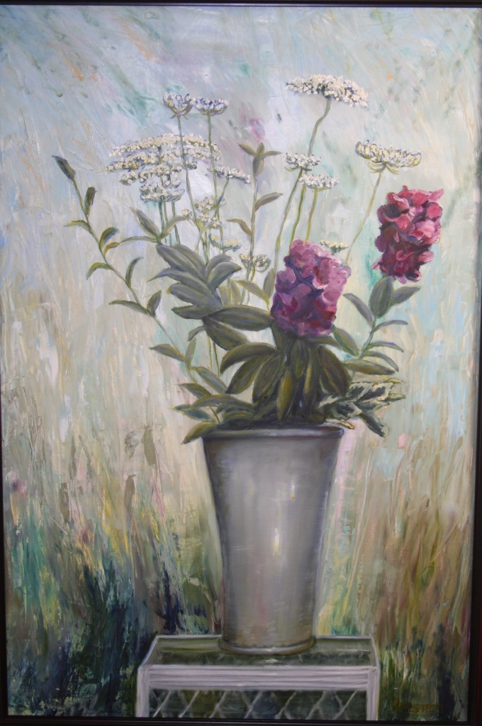 Finished Oil Painting by Daniel S. Dahlstrom