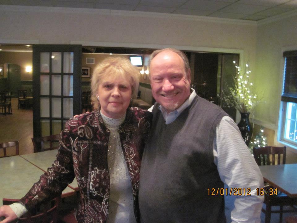 Us...Dan and Nancy